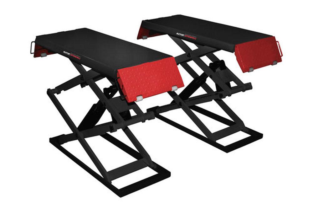 Ponti sollevatori per auto e furgoni for Ponte per auto usato